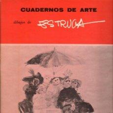 Libros de segunda mano: DIBUJOS DE ESTRUGA. CUADERNOS DE ARTE Nº 42. Lote 133625810
