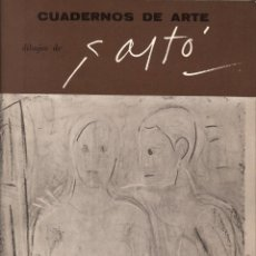 Libros de segunda mano: DIBUJOS DE GASTÓ. CUADERNOS DE ARTE Nº 32. Lote 133626090