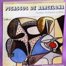 Libros de segunda mano: PICASSOS DE BARCELONA.. Lote 133676814