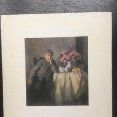 Libros de segunda mano: TOMAS HORRACH BIBILONI, OLEOS, PASTELES Y DIBUJOS, 1983. Lote 133840586