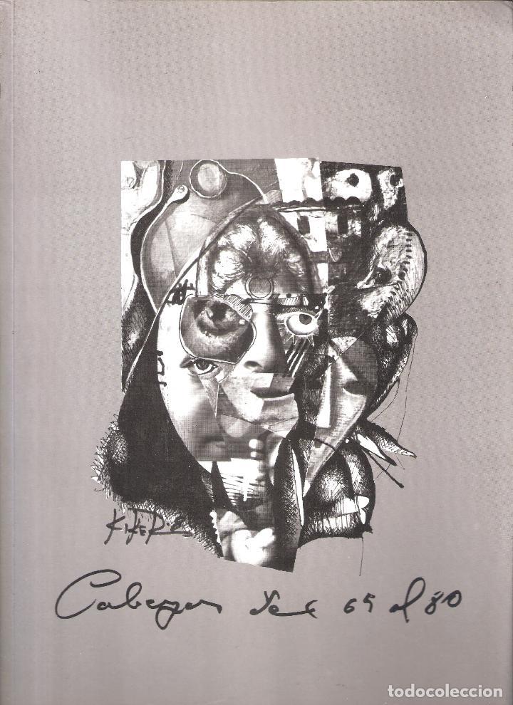 ENRIQUE RODRÍGUEZ RODRIGUEZ (KIKER). CABEZAS DEL 65 AL 80. EDICIONES SIMANCAS 1981. (Libros de Segunda Mano - Bellas artes, ocio y coleccionismo - Pintura)