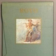 Libros de segunda mano: ROYO. ADRIÁN ESPÍ VALDÉS. GAL ART. 1991. EN CAJA. 28 CM. MUY BUEN ESTADO! RAREZA!!!. Lote 134743410