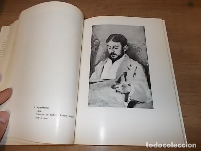 EL PINTOR ANTONIO FUSTER ( APROXIMACIÓN A LA PINTURA MALLORQUINA DEL...)ROMÁN PIÑA HOMS. ED. CORT. (Libros de Segunda Mano - Bellas artes, ocio y coleccionismo - Pintura)