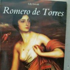 Libros de segunda mano: S21//ROMERO DE TORRES//LIRVAK. Lote 135105174