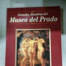 Libros de segunda mano: GRANDES MAESTROS DEL MUSEO DEL PRADO PINTURA EXTRANJERA. Lote 135245034