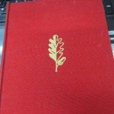 Libros de segunda mano: LA PINTURA NORTEAMERICANA JOHN WALKER EDIT SEIX BARRAL AÑO 1954. Lote 135418038