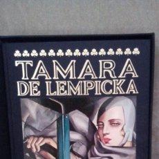 Libros de segunda mano: G. MARMORI Y P. CHIARA (EDS.) - TAMARA DE LEMPICKA - FRANCO MARIA RICCI, 1988. Lote 135463282