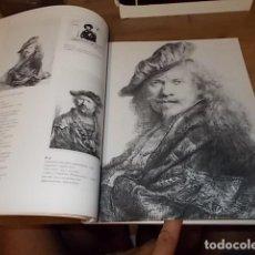 Libros de segunda mano: REMBRANT . EL PAISATGE NATURAL I HUMÀ . GRAVATS. FUNDACIÓ LA CAIXA . 1997. VEURE FOTOS. . Lote 135464554