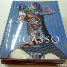 Libros de segunda mano: PICASSO -INGO F.WALTHER-TASCHEN -EL PAIS -CCC 1. Lote 145187268