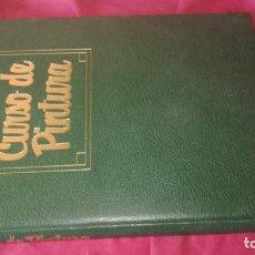 Libros de segunda mano: CURSO DE PINTURA-VOLUMEN 4ORBIS . Lote 136160738