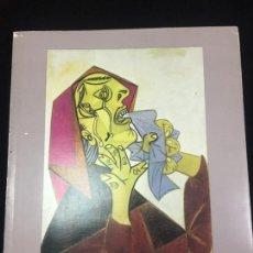 Libros de segunda mano: GUERNICA LEGADO PICASSO 1981 MINISTERIO DE CULTURA HOMENAJE PABLO RUIZ PICASSO. Lote 136678314