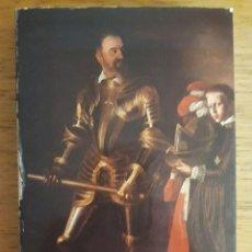 Libros de segunda mano: ESTUDIOS SOBRE CARAVAGGIO / WALTER FRIEDLAENDER / EDI. ALIANZA FORMA / 1982. Lote 137107410