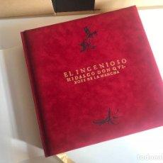 Libros de segunda mano: EL QUIJOTE DE LA MANCHA. ILUSTRADO POR SALVADOR DALÍ. Lote 137292130
