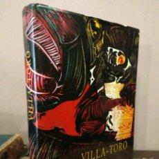 Libros de segunda mano: VILLA - TORO TRABAJOS 1980 A 2000 -. Lote 137331694