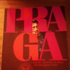 Libros de segunda mano: COLECCIÓN EL MUNDO DE LOS MUSEOS: GALERÍA NACIONAL DE PRAGA. Lote 137697114