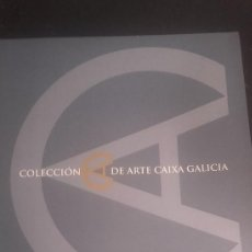 Libros de segunda mano: COLECCION DE ARTE CAIXA GALICIA. Lote 137936282