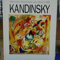 Libros de segunda mano - Grandes pintores del siglo XX. Kandinsky - 138026446