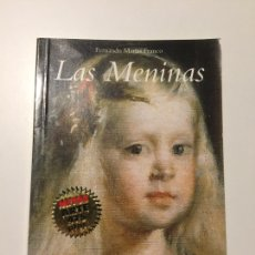 Libros de segunda mano: FRANCO MARIAS, FERNANDO. - LAS MENINAS.. Lote 138610708