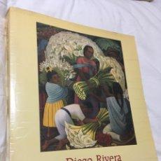 Libros de segunda mano: DIEGO RIVERA RESTROSPECTIVA. Lote 138701161