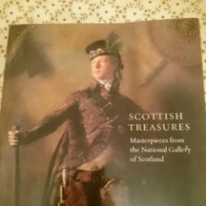 Libros de segunda mano: SCOTTISH TREASURES - MASTERPIECES FROM THE NATIONAL GALLERY OF SCOTLAND --REFM3E3. Lote 138917190