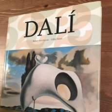 Libros de segunda mano: SALVADOR DALI. 1904 - 1989. ROBERT DESCHARNES . GILLES NERET. TASCHEN . Lote 138928814