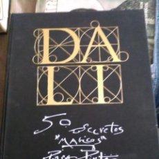 Libros de segunda mano: DALI. Lote 138931518
