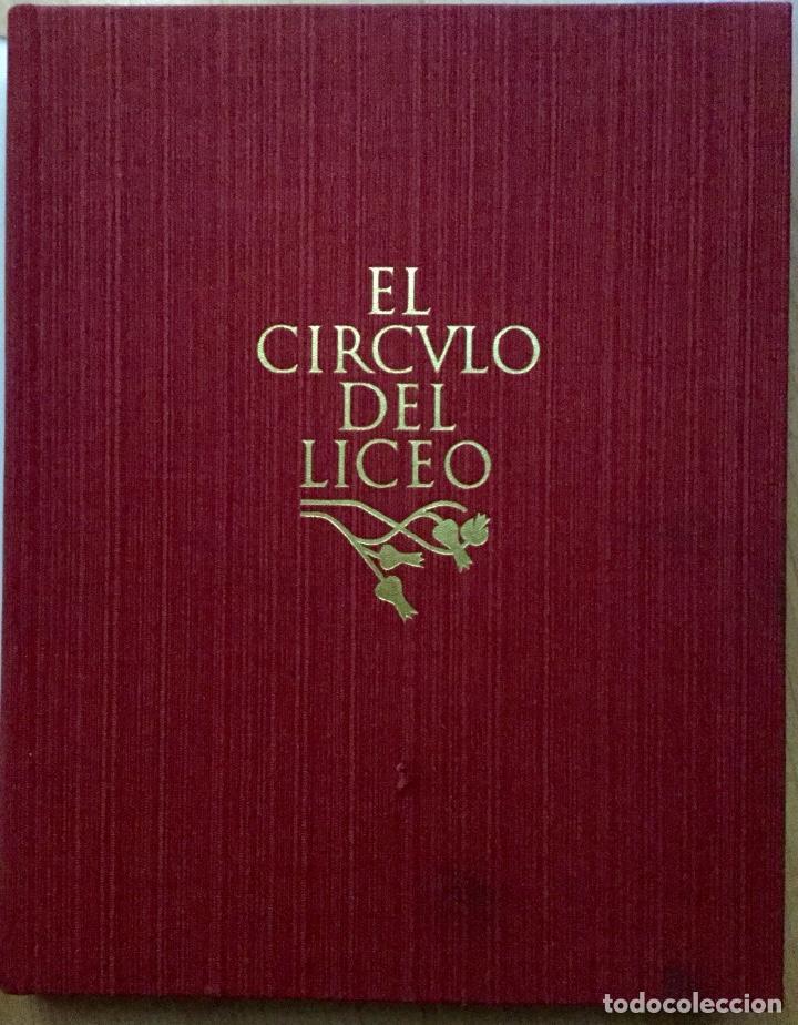 LIBRO 125 ANIVERSARIO CÍCULO DEL LICEO (Libros de Segunda Mano - Bellas artes, ocio y coleccionismo - Pintura)