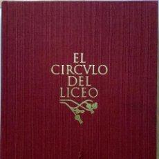 Libros de segunda mano: LIBRO 125 ANIVERSARIO CÍCULO DEL LICEO. Lote 138944410