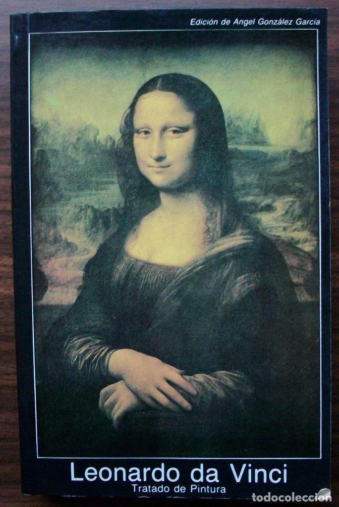 LEONARDO DA VINCI. TRATADO DE PINTURA. (Libros de Segunda Mano - Bellas artes, ocio y coleccionismo - Pintura)
