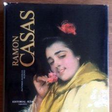 Libros de segunda mano: RAMÓN CASAS - ALFONSO ALCOLEA - AUSA. Lote 139256858