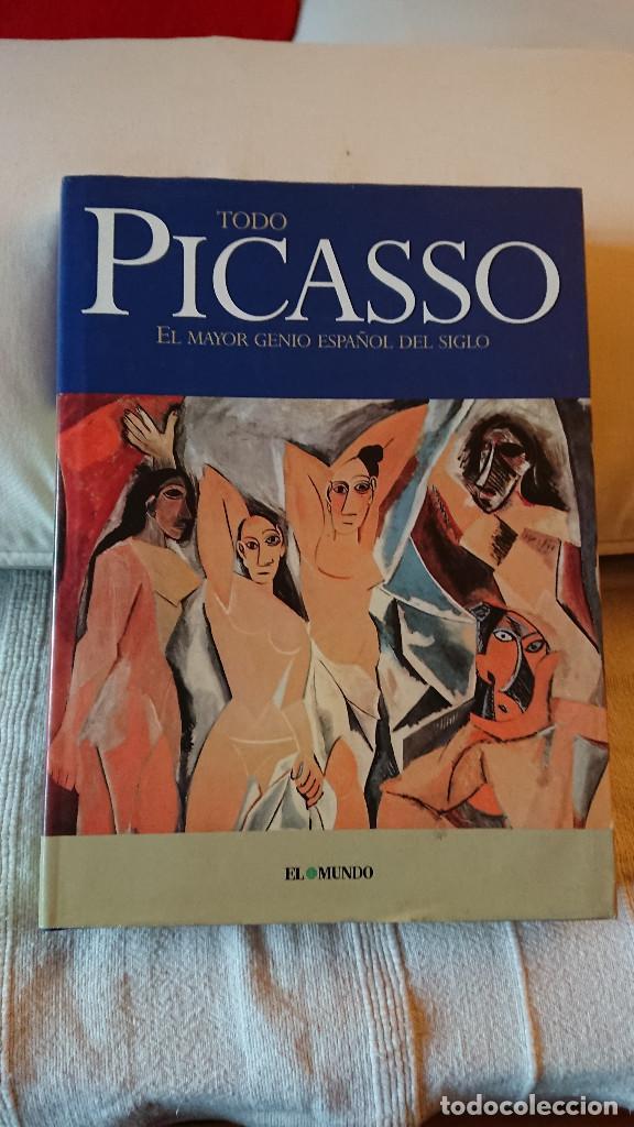 TODO PICASSO (Libros de Segunda Mano - Bellas artes, ocio y coleccionismo - Pintura)
