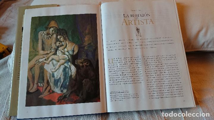 Libros de segunda mano: Todo Picasso - Foto 2 - 139338346