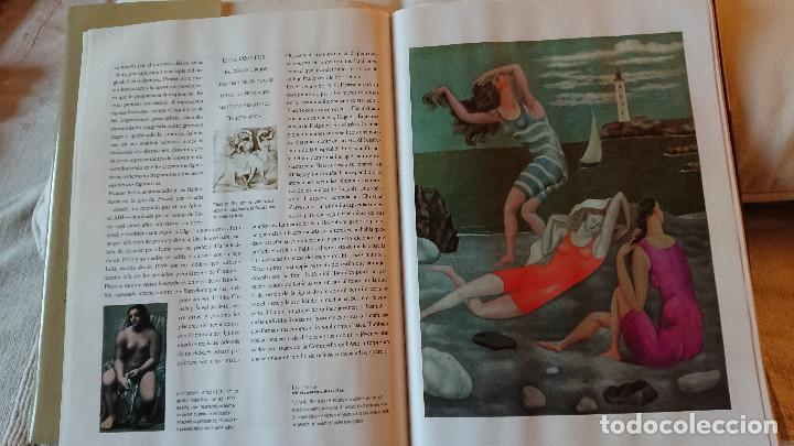 Libros de segunda mano: Todo Picasso - Foto 7 - 139338346