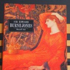 Libros de segunda mano: SIR EDWARD BURNE - JONES. RUSSELL ASH. PAVILION BOOKS LIMITED. LONDON 1997. Lote 139462174