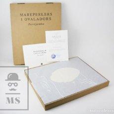 Libros de segunda mano: LIBRO DE EDICIÓN LIMITADA - PEREJAUME. MAREPERLERS I OVALADORS - ENCICLOPEDIA CATALANA - #FLA. Lote 139508062