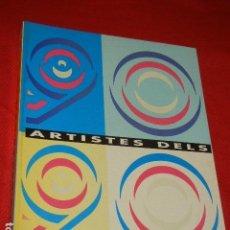 Libros de segunda mano: 90 ARTISTES DELS 90 - ART INVEST - 1992. Lote 139833034