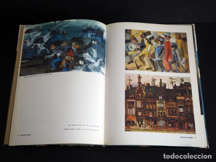 Libros de segunda mano: AGUILAR MORÉ. Maestros actuales de la pintura y escultura catalanas 4. 1974 - Foto 6 - 139894790