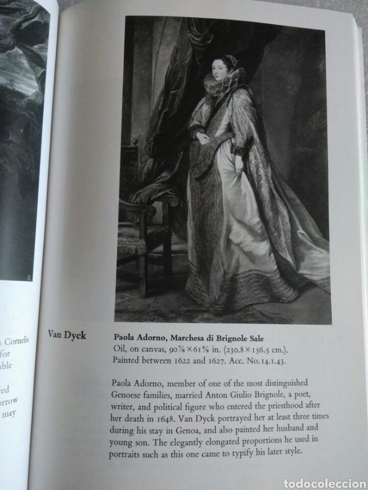 Libros de segunda mano: The Frick Collection. Handbook of Paintings. 1994 - Foto 3 - 139936494