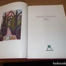Libros de segunda mano: JARDINS D'ESPANYA. SANTIAGO RUSIÑOL. BANCA MARCH. LLEONARD MUNTANER. 2ª EDICIÓ 2003. VEURE FOTOS. Lote 140051758