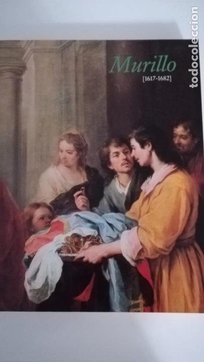 MURILLO 1617-1682 (Libros de Segunda Mano - Bellas artes, ocio y coleccionismo - Pintura)