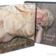 Libros de segunda mano: LUCIAN FREUD / WILLIAM FEAVER. NEW YORK, ETC. : RIZZOLI, 2007. . Lote 140195926