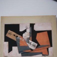 Libros de segunda mano: JUAN GRIS 1887-1927. MADRID 1985. Lote 140461262