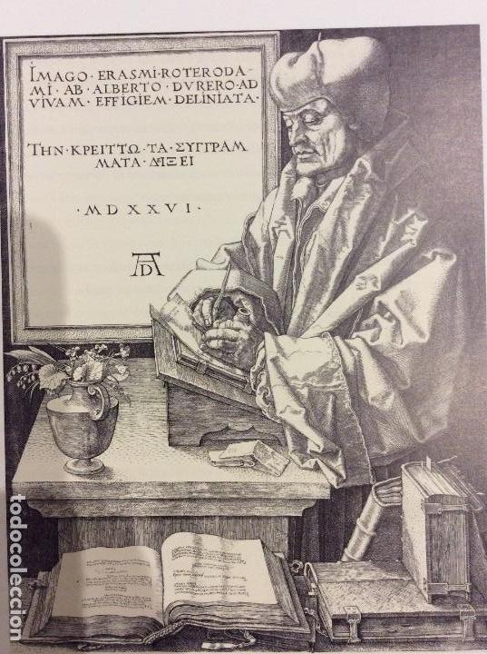 Libros de segunda mano: DURERO OBRAS MAESTRAS DE LA ALBERTINA. CATÁLOGO EXPOSICIÓN MUSEO DEL PRADO. 2005 - Foto 2 - 140657022