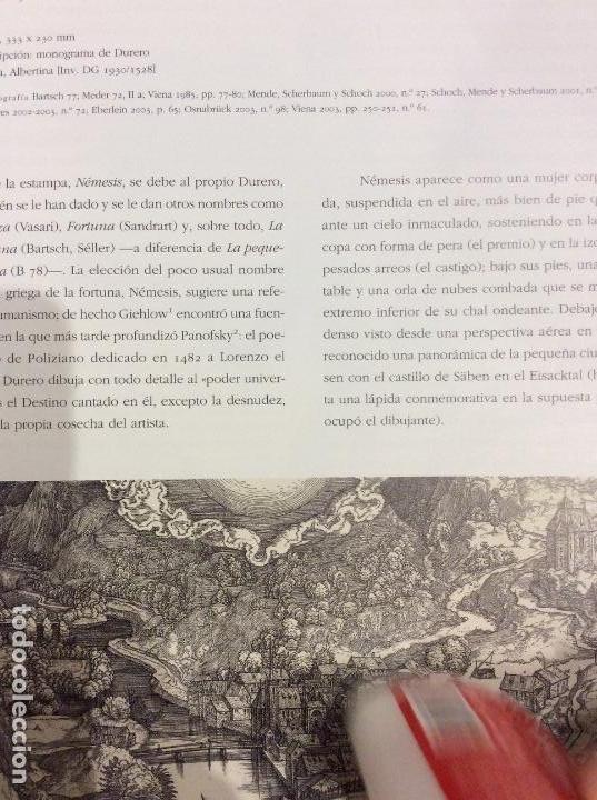 Libros de segunda mano: DURERO OBRAS MAESTRAS DE LA ALBERTINA. CATÁLOGO EXPOSICIÓN MUSEO DEL PRADO. 2005 - Foto 3 - 140657022