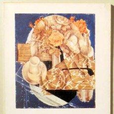 Libros de segunda mano: GRIS, JUAN - GRIS. BODEGONES - BARCELONA 1961 - ILUSTRADO. Lote 140733316