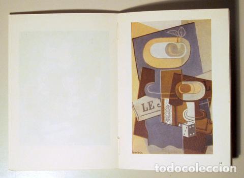 Libros de segunda mano: Gris, Juan - GRIS. BODEGONES - Barcelona 1961 - Ilustrado - Foto 2 - 140733316