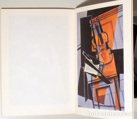 Libros de segunda mano: Gris, Juan - GRIS. BODEGONES - Barcelona 1961 - Ilustrado - Foto 3 - 140733316