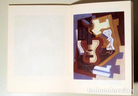 Libros de segunda mano: Gris, Juan - GRIS. BODEGONES - Barcelona 1961 - Ilustrado - Foto 4 - 140733316