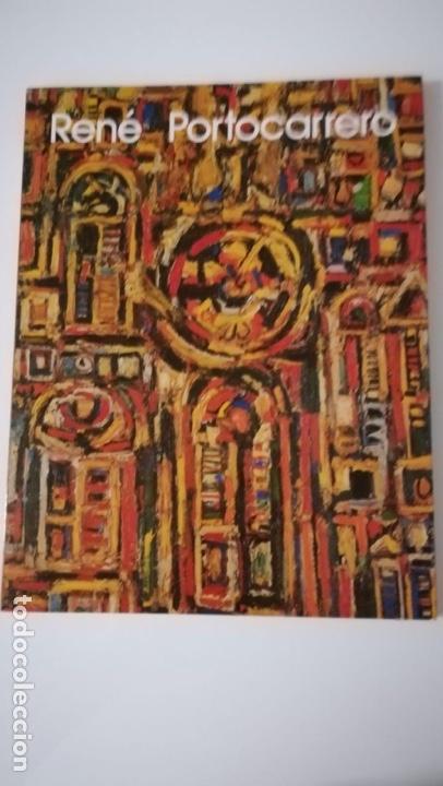 RENÉ PORTOCARRERO (Libros de Segunda Mano - Bellas artes, ocio y coleccionismo - Pintura)