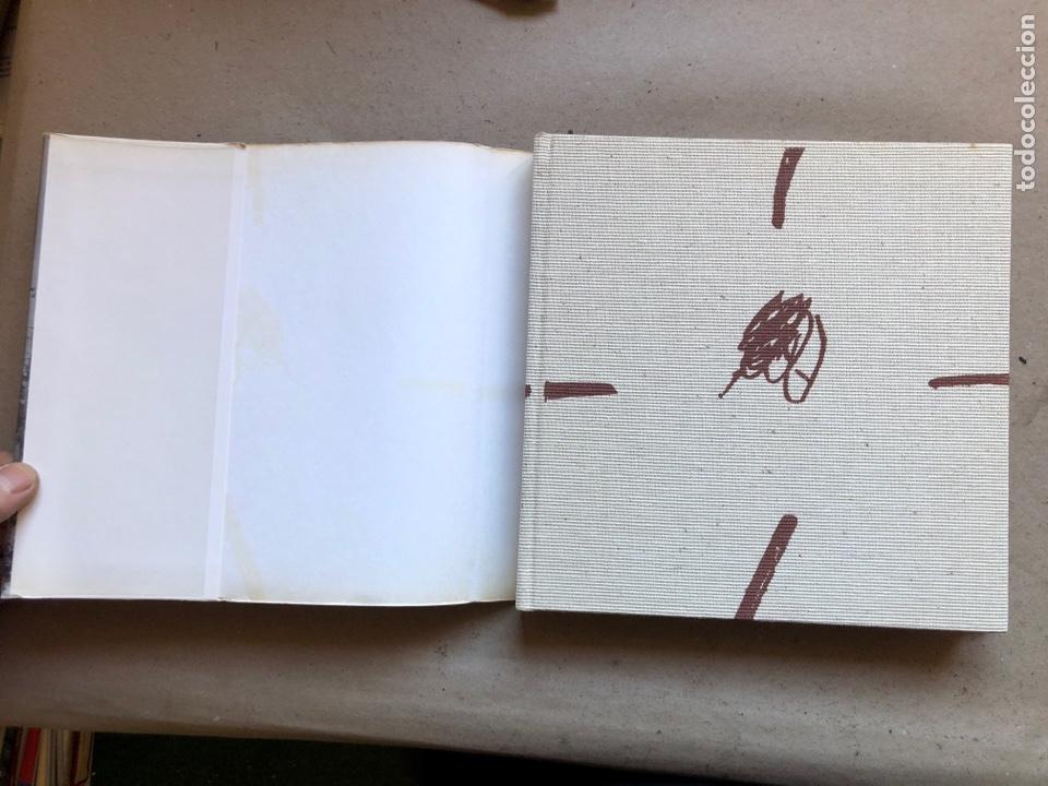 Libros de segunda mano: ANTONIE TÀPIES O L'ESCARNIDOR DE DIADEMES. ED. POLIGRAFÍA 1967. - Foto 2 - 141002700